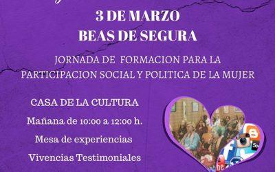 """""""Jornadas de Formación para la participación Social y Política de la Mujer"""""""