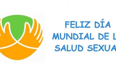 FELIZ DÍA MUNDIAL DE LA SALUD SEXUAL 2019